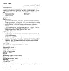 sample resume for human resources hr professional resume sample quintessential livecareer click here to view this resume