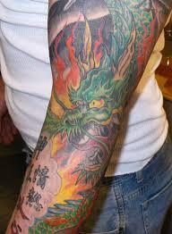 amazing tattoo japanese sleeve tattoo