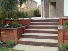 Retaining Wall Stairs Design 23 Pretty Painted Stairs Ideas To Inspire Your Home Lawn