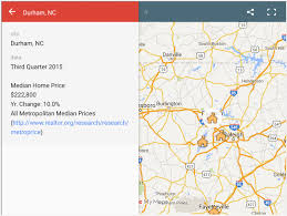 Durham Zip Code Map by Durham Nc Real Estate Listings And Homes For Sale Home Buying
