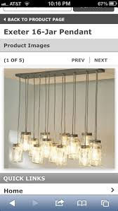 Canning Jar Lights Chandelier 151 Best Lighting Images On Pinterest Living Room Ideas
