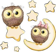 nursery stickers baby owl decals vinyl wall decal vinyl 1