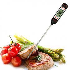 termometri a sonda per alimenti termometro digitale da cucina sonda per alimenti bevande