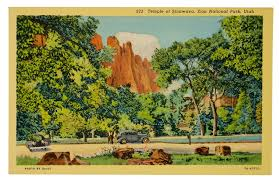 Utah travel art images How photography shaped america 39 s national parks travel smithsonian jpg