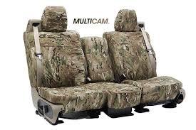 Dodge Ram Seat Upholstery Skanda Multi Cam Camo Seat Covers From Coverking Ballistic Seat