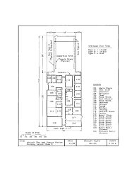 Fire Station Floor Plans Aircraft Fire And Rescue Station Building Layout Class B
