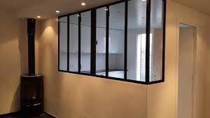 verriere entre cuisine et salon pose d une verrière entre cuisine et séjour