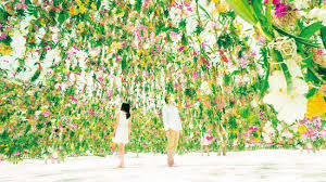 floating flowers floating flower garden flowers and i are of the same root the