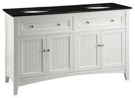 Cottage Style Vanity Miraculous 60 Cottage Style Thomasville Bathroom Sink Vanity