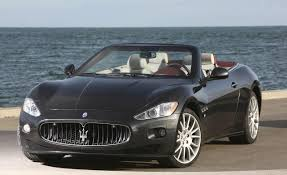 maserati convertible 2015 2010 maserati granturismo convertible information and photos