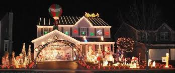 lighted santa s workshop advent calendar images holiday lights in the suburbs 2012