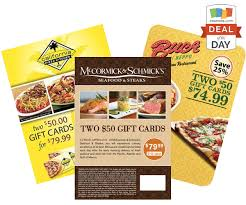 fast food gift cards deal of the day big discounts on restaurant gift cards thegoodstuff