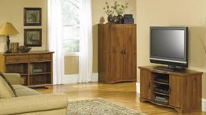 Computer Desk Armoire Oak Living Room Entertainment Furniture Oak Entertainment Centers