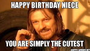 Niece Meme - happy birthday wishes for niece quotes images memes happy wishes