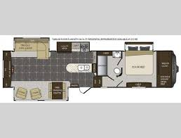 Keystone Rv Floor Plans New 2017 Keystone Rv Alpine 3511re Fifth Wheel At Optimum Rv