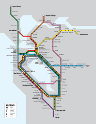 Bart Lines Map fantasy bart map 3 cleaned up version 2 ver 1 www flickr u2026 flickr