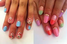projects beach nail art cute nail art designs for summer 15 cool