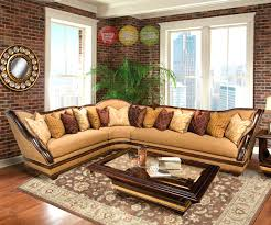 antique sectional sofa