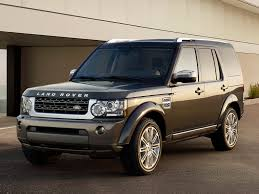 lifted land rover lr4 rover discovery