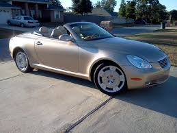 lexus sc430 interior colors fl sc 430 egyptian sand pearl 36k miles mint condition with
