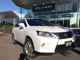 lexus key backup used 2015 lexus rx 350 for sale markham on