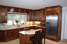 Black Walnut Cabinets Kitchens Walnut Kitchen Cabinets Kitchen Decoration