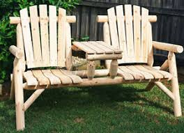 sorrento outdoor furniture adirondack jack and jill two person