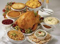 a traditional southern thanksgiving menu