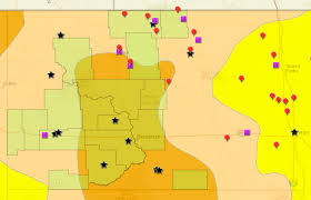 Map Of Missouri River Missouri River Basin Drought Early Warning System Drought Gov