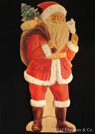 Antique Christmas Decorations Santa Claus by 125 Best Ebenezer U0026 Co Images On Pinterest Christmas Ornament