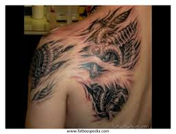tattoos ripping out of skin 2