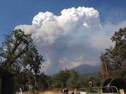 Wildfire Map Mariposa by Railroad Fire Prompts Evacuation Of Tenaya Lodge And Damages