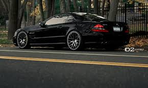 2008 mercedes sl55 amg for sale d2forged wheels for mercedes sl55 amg autoevolution