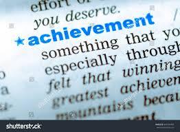undercut dictionary closeup word english dictionary achievement definition stock photo