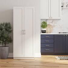 kitchen cabinet storage target realrooms hax 72 kitchen storage pantry cabinet organizer white