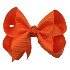 boutique bows 4 inch solid color boutique hair bows the solid bow