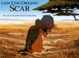 digital culture political pornography lion king origins scar