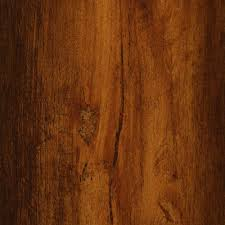 Glueless Laminate Flooring Home Decorators Collection Distressed Brown Hickory 12 Mm Thick X