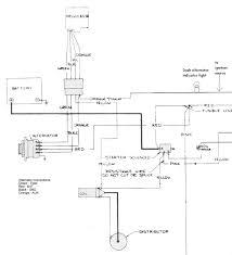alternator wiring diagram internal regulator to handdrawn