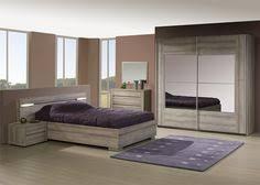 chambre chene blanchi ichabod cette chambre à coucher contemporaine donne une atmosphère