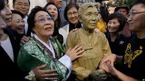 Comfort Women In Philippines San Francisco Unveils Statue Of Wwii U0027comfort Women U0027