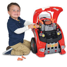 toddler toy car my little auto mechanic super set toy get under the hood and fix