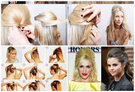 Cute At Home Hairstyles by How To Make Stylish Hairstyles At Home Trends For Girls U0026 Womens