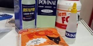 cara membuat slime menggunakan lem fox tanpa borax 4 cara mudah dan aman membuat slime tanpa lem dan borax merdeka com