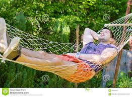 young handsome man sleeping in hammock stock photo 60203757 megapixl