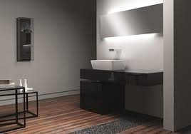 High Gloss Bathroom Vanity by Ultra Modern Italian Bathroom Design