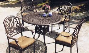 Iron Patio Furniture Phoenix by Furniture Cast Patio Furniture Favorite Patio Cast Iron