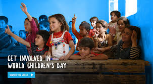 children s world children s day