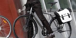 sacoche bureau sacoche et panier vélo