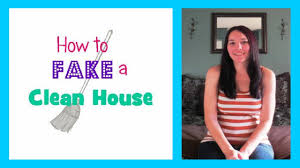 6 ways to fake clean your home in under 10 minutes 09 27 13